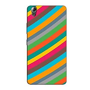 TAPET COLORS BACK COVER FOR LENOVO A6000