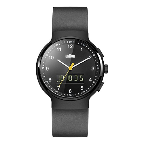 Braun-Mens-BN0159BKBKG-Analog-Digital-Analog-Digital-Display-Japanese-Quartz-Black-Watch