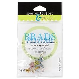Occhiello Outlet forma Mini-Brads autunno fiori