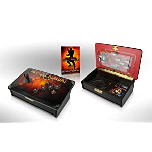Mortal Kombat PS3 Tournament Edition