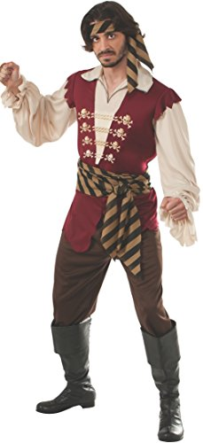 Rubie's Costume Women's Pirate Raider Adult Costume