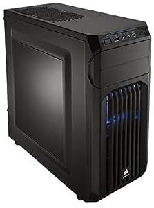 ADMI Gaming PC Spec-01 Blue WINDOWS 7 (AMD FX-6300 6 Core Bulldozer CPU OVERCLOCKED to 3.7GHz, Nvidia GTX 750TI 2GB DDR3 Graphics Card, 1TB Hard Drive, 8GB DDR3 Memory, HDMI 1080p, USB 3.0) (pre-installed with Windows 7 Home Premium 64 bit OS) Free Upgrade to Windows 10