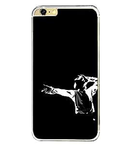 Dancer Clipart 2D Hard Polycarbonate Designer Back Case Cover for Apple iPhone 6S