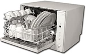 Pikapak 4 Place Counter Top Dishwasher IG6550: Amazon.co.uk: Kitchen ...