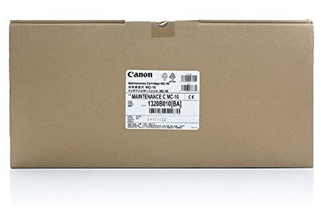 Canon Imageprograf LP 24 - Original Canon 1320B010 / MC 16 - Collecteur de Toner Usagé -
