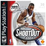 2004  NBA Shootout Playstation