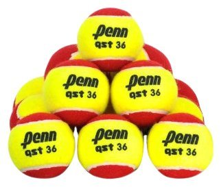 Penn QST 36 Tennis Balls 0072489219150