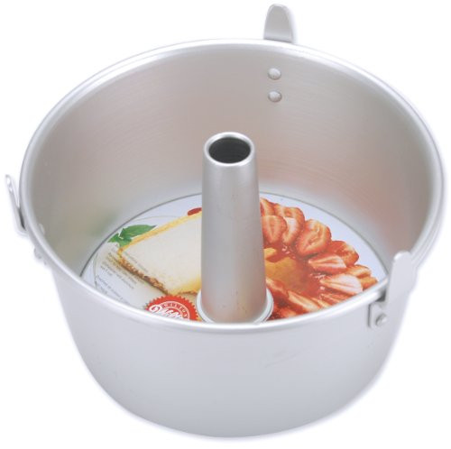 Wilton 7 x 4.5-inch Angel Food Pan