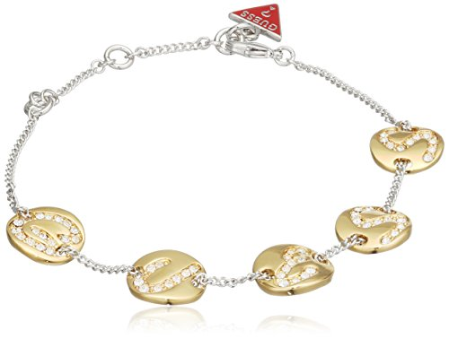 Guess Damen-Armband Metalllegierung rhodiniert 20 cm - UBB11306 thumbnail