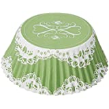 Fox Run 7165 Color Keepers Elegant Bake Cups, Lace