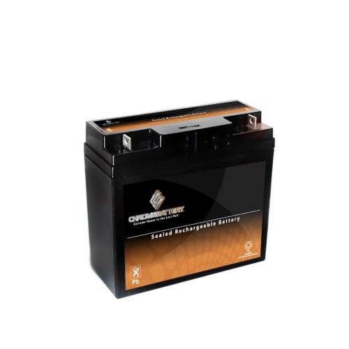 12V 20Ah Sealed Lead Acid (Sla) Battery - T3 Terminals - For Zb-12-20