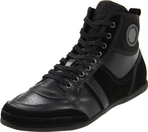 Kenneth Cole REACTION Men's Fast Break Athleisure,Black,8.5 M US
