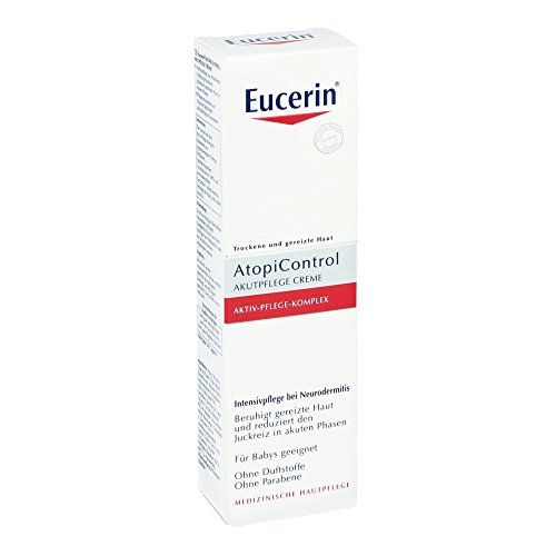 eucerin atopicontrol akutpflege creme 40 ml. Black Bedroom Furniture Sets. Home Design Ideas