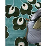 Amy Butler Bright Buds Wool Rug