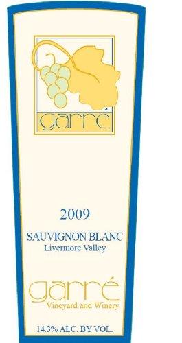 2009 Garré Sauvignon Blanc Livermore Valley 750 Ml