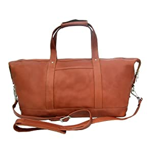 Piel Leather Medium Carry-On Satchel from Piel Leather