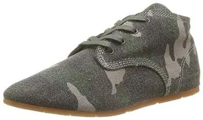 Eleven Paris Bastee W, Chaussures de ville femme - Vert (Army), 36 EU