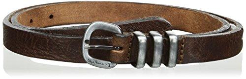 Pepe Jeans - Abbey, Cintura da donna, Marrone(braun - braun), 2XL