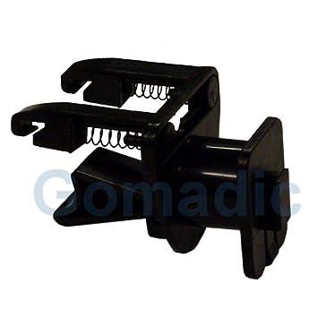 Un support de grilles de ventilation pour le mio - Support gps garmin grille ventilation ...