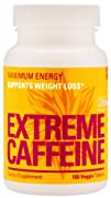 Trim Labs Premium Extreme Caffeine 200mg 100 Count