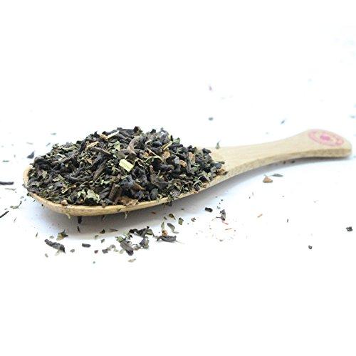 Pu Erh Vanilla Mint Loose Leaf Tea - 3.50Oz / 100G