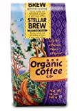 The Organic Coffee Company, Stellar Brew - 12 oz Whole Bean