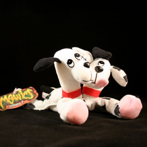 FI-DO THE DALMUTATION * MEANIES * Series 1 Bean Bag Plush Toy From The Idea Factory - 1
