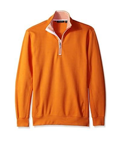 Bobby Jones Men's Leaderboard Quarter Zip Pullover