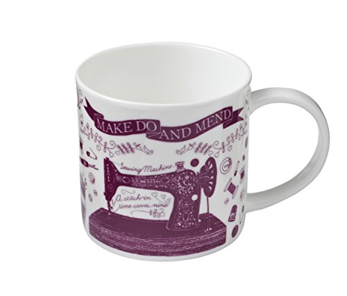 Ulster Weavers Sewing Bone China Mug