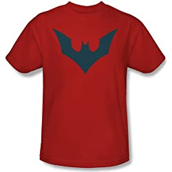 Batman Beyond Red Bat Logo T-Shirt