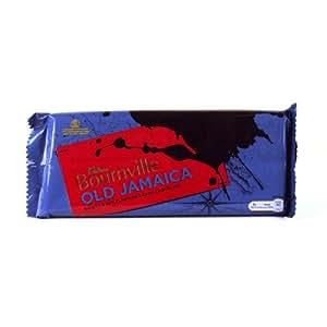 CADBURY Bournville Old Jamaica Raisins & Rum flavoured Dark Chocolate Bar 180g/6.34 oz.