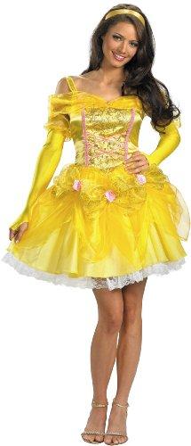 Halloween 2017 Disney Costumes Plus Size & Standard Women's Costume Characters - Women's Costume CharactersDisguise Disney Beauty And The Beast Sassy Belle Costume