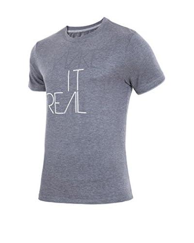 4F T-Shirt Manica Corta [Grigio]