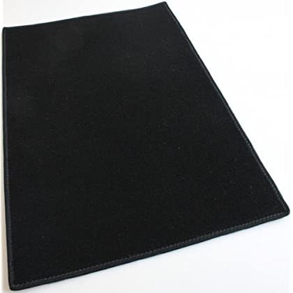 Rubber with Nylon Carpet 6x8 Guardian Platinum Series Indoor Wiper Floor Mat Grey