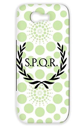 Legion Cities Countries People Rome Ancient Senate Romanus S P Q R Roman Empire Spqr Italy Black Case Cover For Roma