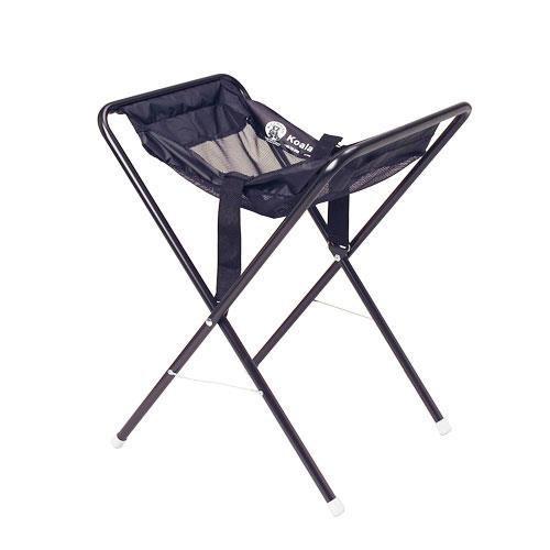 Infant seat cradle