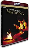 The Jimi Hendrix Experience Live At Monterey (HD DVD)