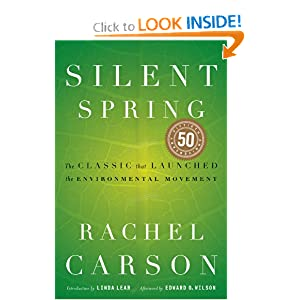 silent spring a book review Silent spring by rachel carson available in trade paperback on powellscom, also read synopsis and reviews rarely does a single book alter the course of history, but.