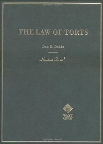 Law of Torts (American Casebooks)