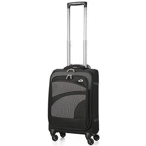 aerolite-4-rad-leichtgewicht-bordgepack-handgepack-kabinentrolley-gepack-schwarz