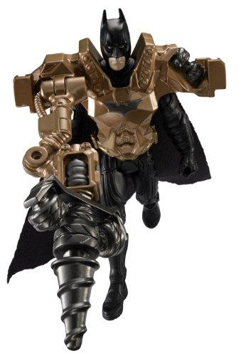 Batman The Dark Knight Rises QuickTek Drill Cannon Batman Figure at Gotham City Store