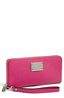 4ccff09109cc Michael Kors Pink Wallet Amazon. Michael Kors Jet Set Travel Large  Multifunction Phone Case ...