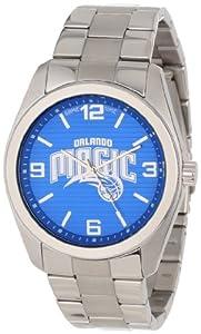 Game Time Unisex NBA-ELI-ORL Elite Orlando Magic 3-Hand Analog Watch by Game Time