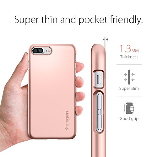 iPhone-7-Plus-Case-Spigen-Thin-Fit-Exact-Fit-Rose-Gold-Premium-Matte-Finish-Hard-Case-for-Apple-iPhone-7-Plus-2016-043CS20474