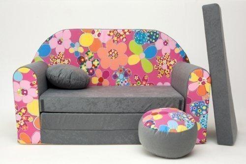 Divano con materasso giapponese futon mobili per bambini for Divano giapponese