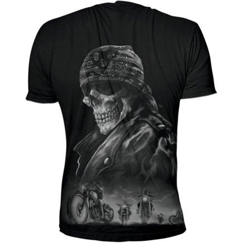 2013 Lethal Threat Men's Biker From Hell T-Shirt - Medium