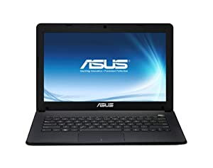 Asus X301A-RX002V 33,8 cm (13,3 Zoll) Notebook (Intel Pentium Dual-Core B960, 2,2GHz, 4GB RAM, 320GB HDD, Intel HD, Win 7 HP) schwarz