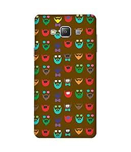 Beard Colour-81 Samsung Galaxy A7 Case