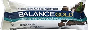 Bar Gold Chocolate Mint Cookie Crunch 1.76 Ounces (PACK OF 3)