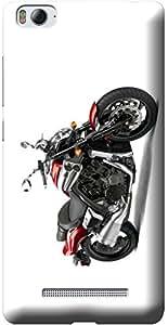 Fashionury Printed Back Case Cover For Xiaomi Mi 4i -Print37344